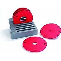 Silverline PRS3050 Accesorio para sierras de mampostería, rojo