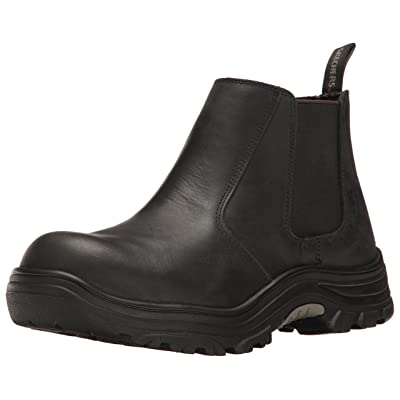 Skechers Men's Burgin Glennert Work Boot | Industrial & Construction Boots