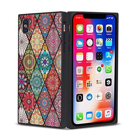 mandala iphone xs case