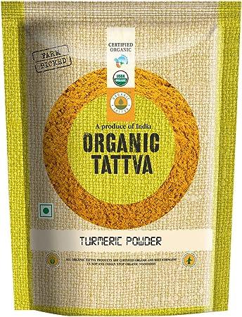 Organic Tattva Turmeric Powder, 100g