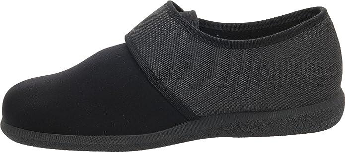 James Zapatos extra De hh Uk Elastano poliéster Roomy Ancho 42 Euro Marrón Cosyfeet Especial Fitting Width talla M frxqf5