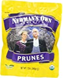 Newmans Own Organic Prunes Pitted Org Zipbag