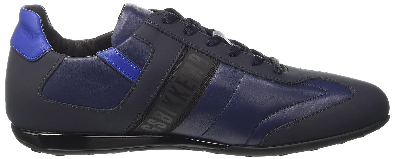 Bikkembergs Hombre Deportivas Bajas Azul Size: 44 EU: Amazon.es: Zapatos y complementos