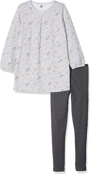 Petit Bateau Girls Moise Pyjama Sets