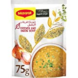 Maggi Freekeh and Onion Soup, Supergrains 75 gm
