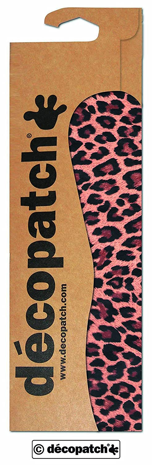 décopatch Animal Leopard Print Paper, 30 x 40 cm, Pack of 3 Sheets C207O