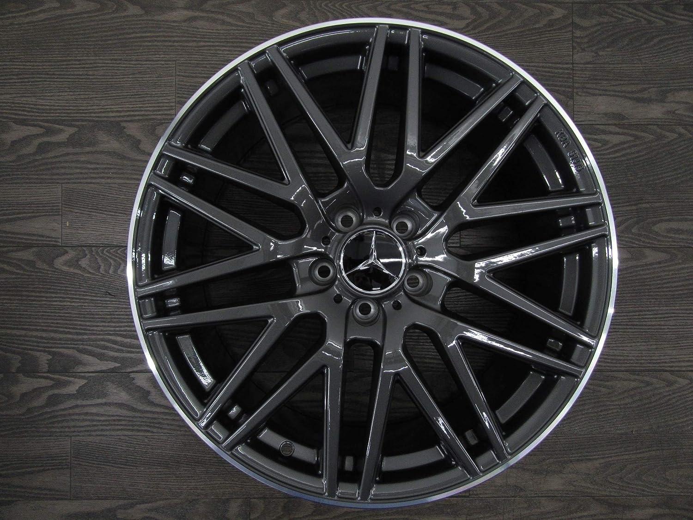 4 Llantas de aleación Z Design Wheels Z001 18 pulgadas apto para Mercedes A 177 C 205 E 238 211 213 GLA GLC S SLC Vito.: Amazon.es: Coche y moto