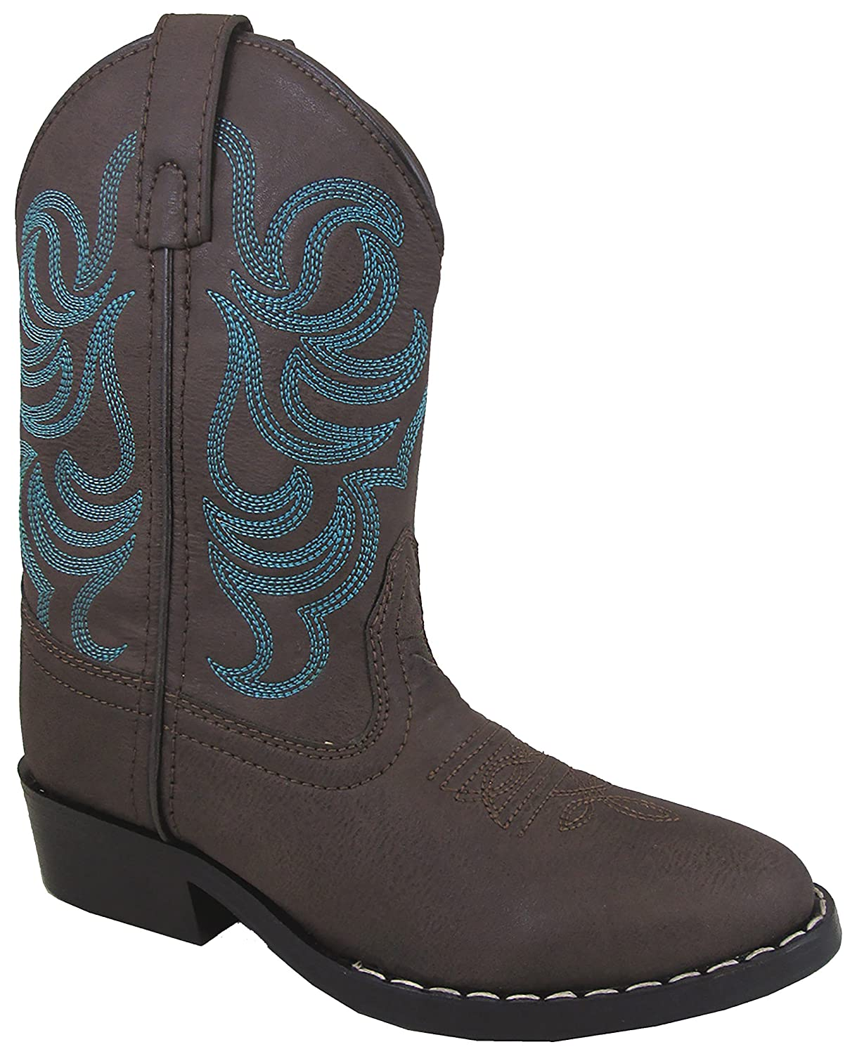 021ede2c217 Smoky Mountain Childrens Monterey Western Cowboy Boots