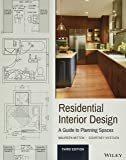 Residential Interior Design A Guide To Planning Spaces by Maureen Mitton - Paperback