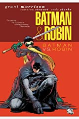 Batman and Robin (2009-2011) Vol. 2: Batman vs. Robin (Batman by Grant Morrison series Book 8) Kindle Edition