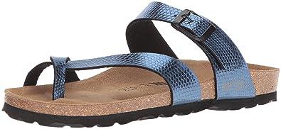 Bayton - Tongs / Sandales - Ba-10274 - Taille 41 - Bleu EsTZy
