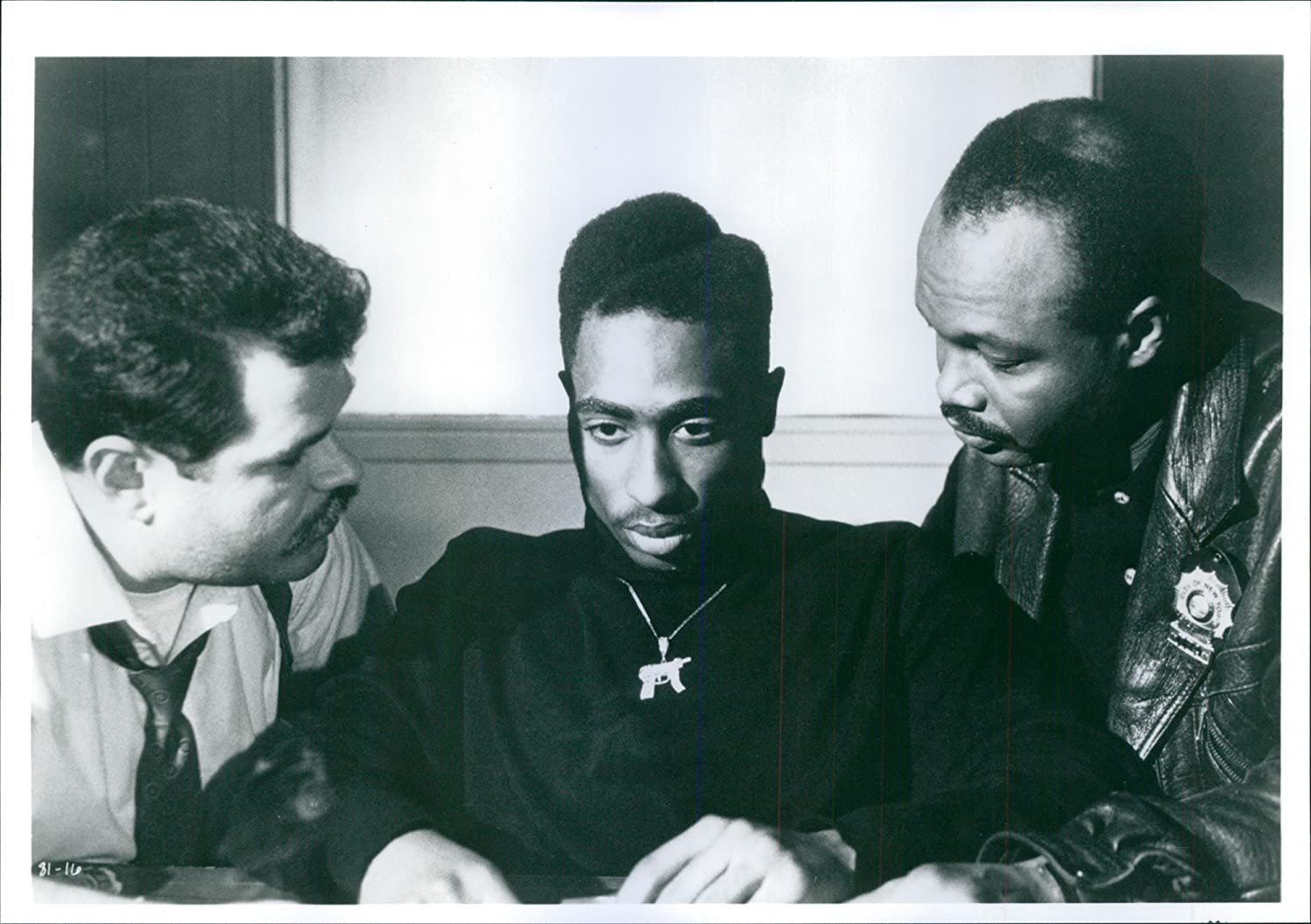Amazon Vintage Photo Of Tupac Shakur As Roland Bishop In The