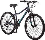 Schwinn High Timber Youth/Adult Mountain Bike, Aluminum and Steel Frame Options,