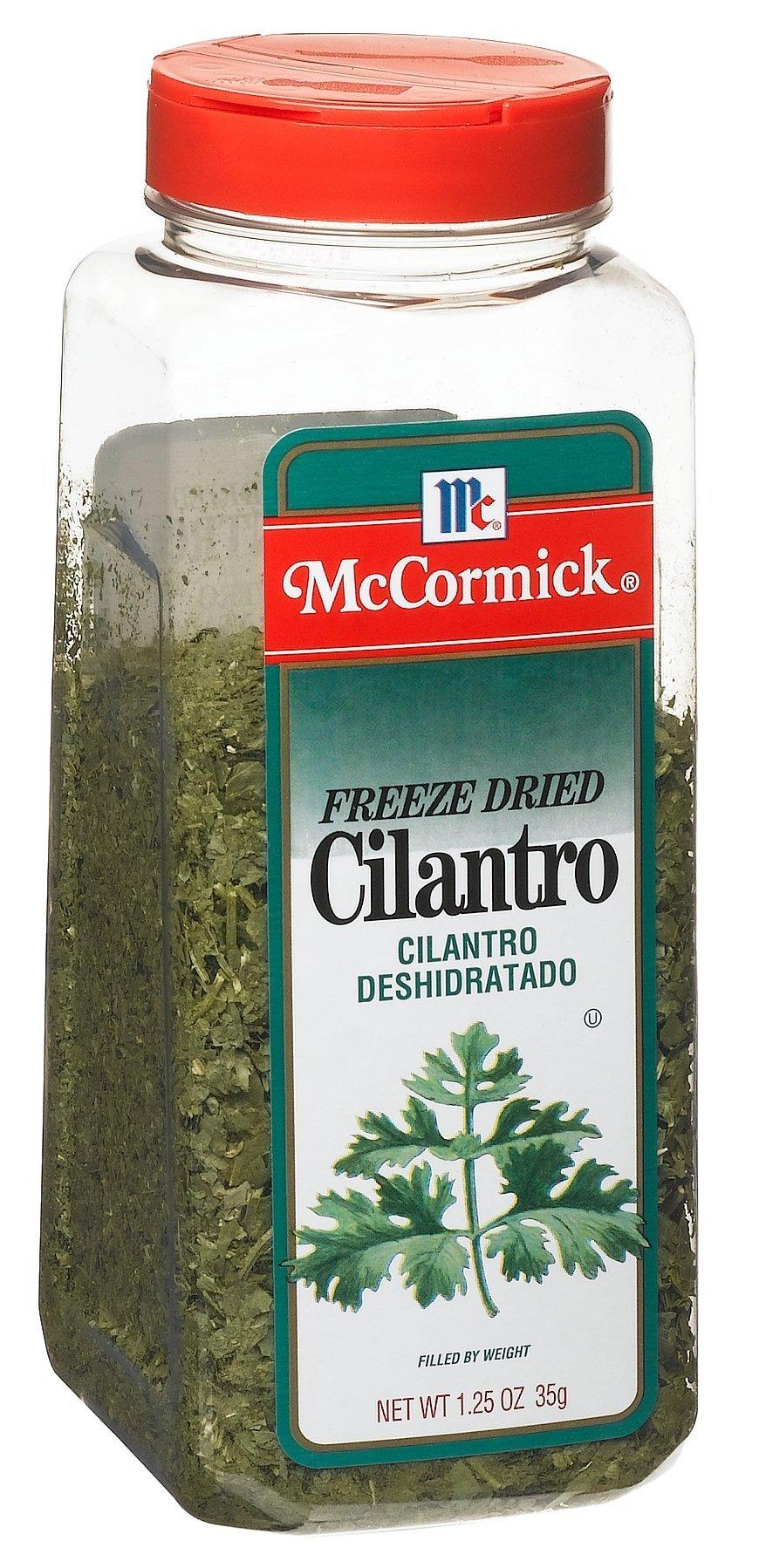 McCormick Cilantro, Freeze Dried, 1.25-Ounce Unit