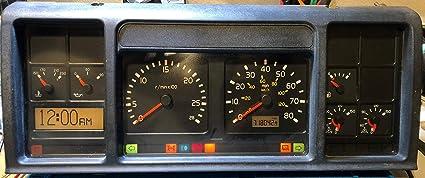Amazon com: 1998-2002 Volvo VNL used Dashboard Instrument