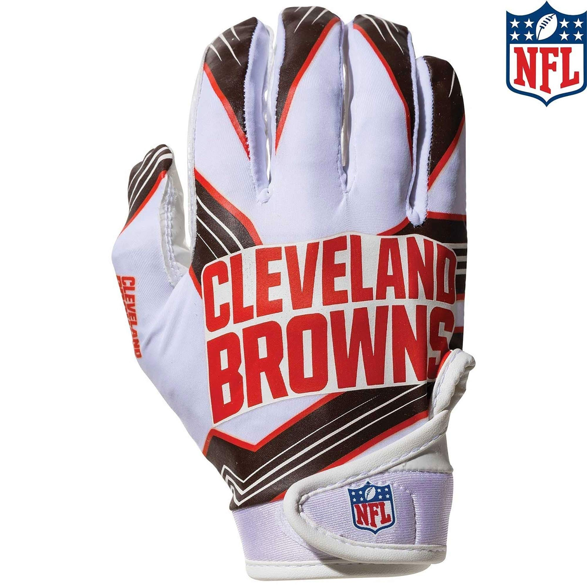 atlanta falcons cross stitch youth football gloves amazon