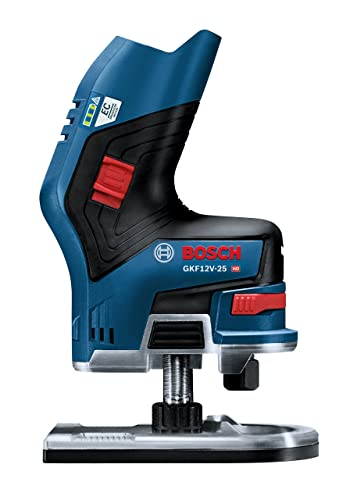 Bosch 12V Max EC Brushless Palm Edge Router Bare Tool GKF12V-25N
