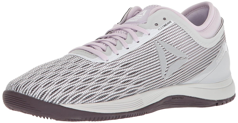 blanc Stark gris Quartz Smoky Volcano 42 EU Reebok R Crossfit Nano 8.0, Tennis Femme