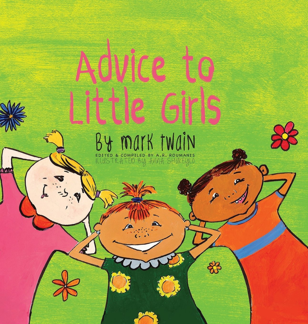 Advice to Little Girls: Includes an Activity, a Quiz, and an Educational Word List PDF