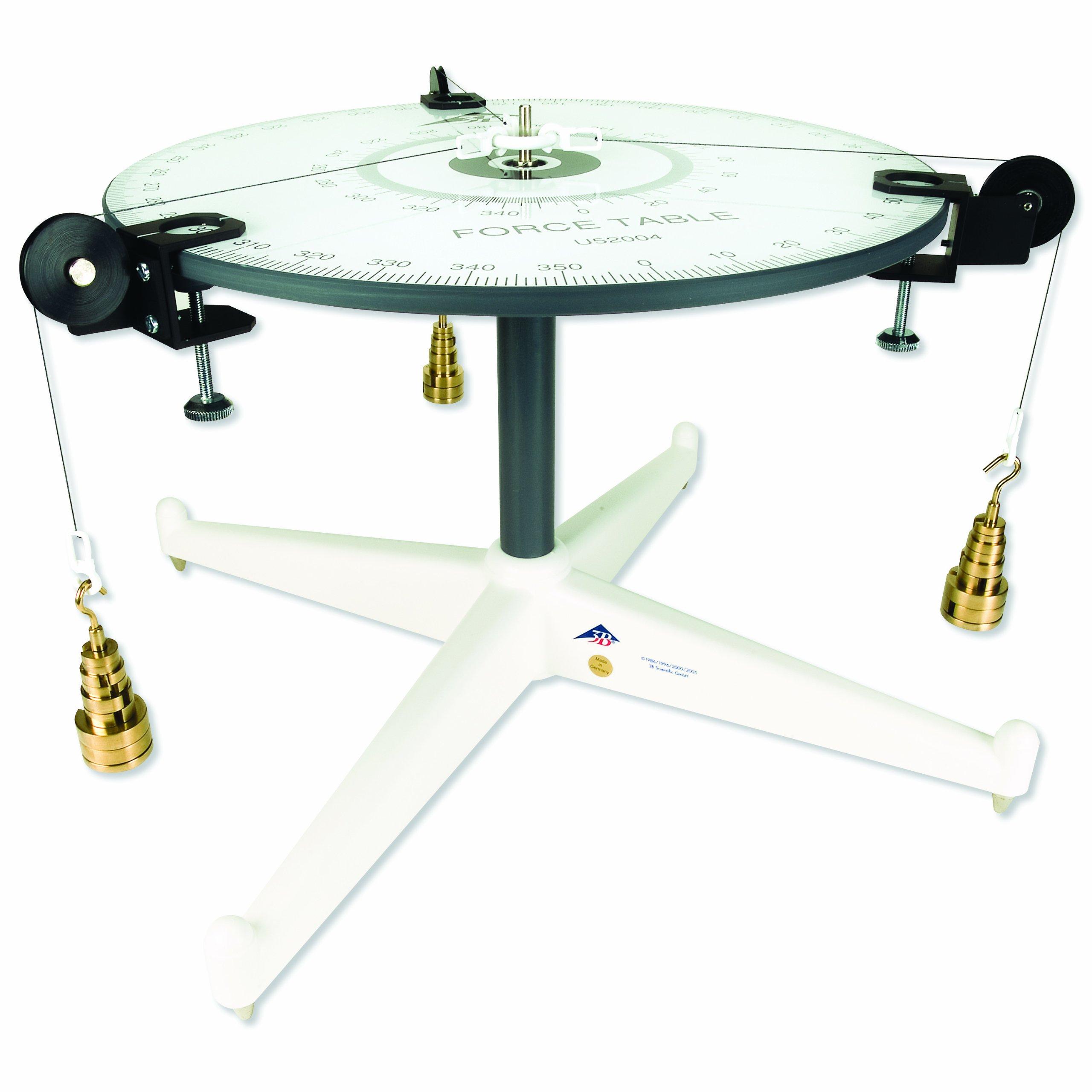 3B Scientific U52004 Student Force Table