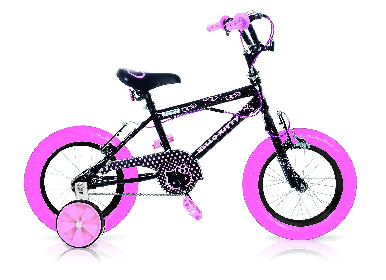 INJUSA Hello Kitty - Bicicleta de 12