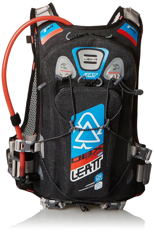 Leatt DBX Enduro Unisex Trinkbeutel für Erwachsene, Schwarz Blau   Orange
