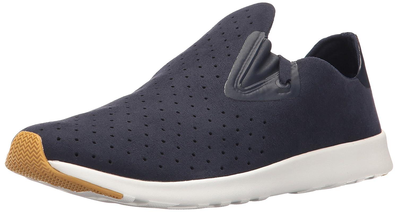 Native Unisex Apollo Moc Fashion Sneaker. B01IAEYYR2 9 D(M) US|Rgtabl/Shlwht/Natrb