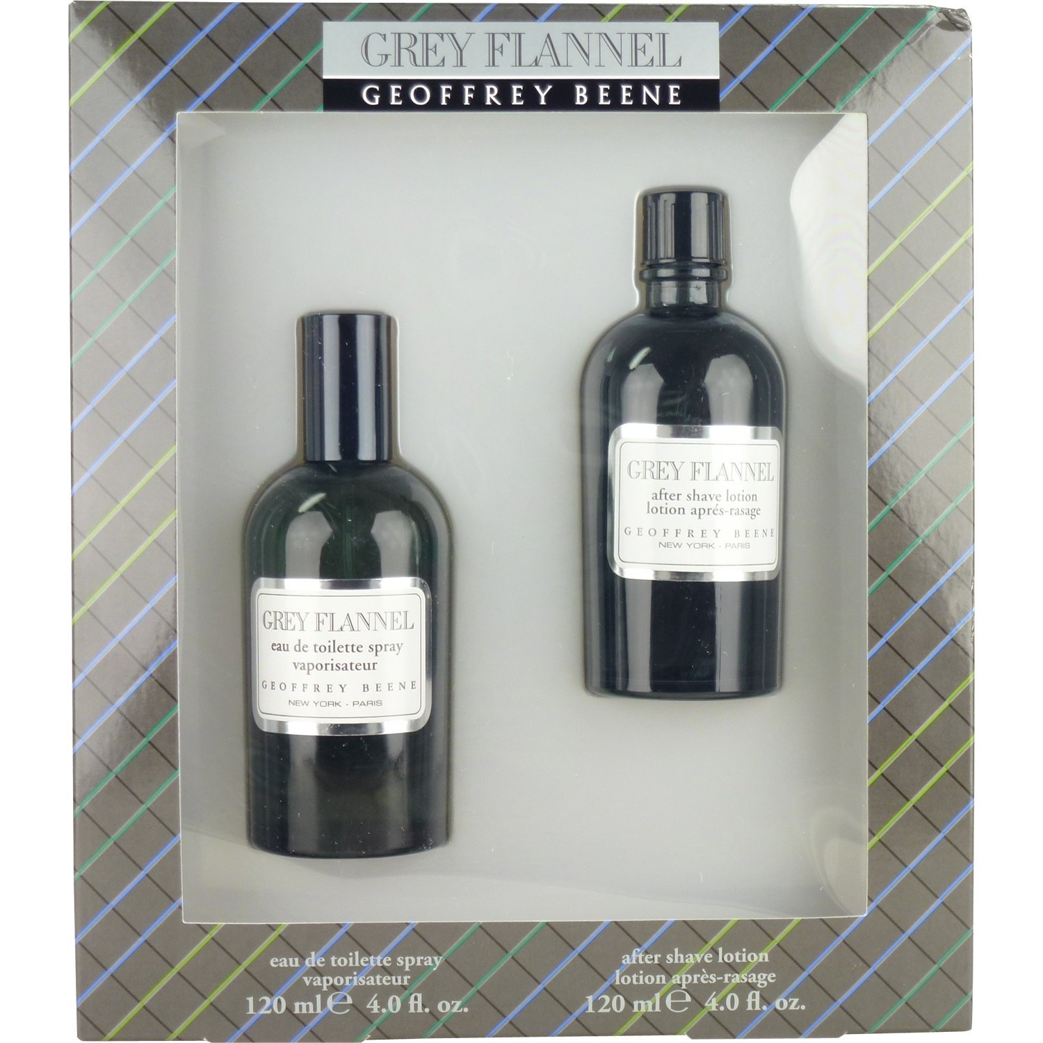 Geoffrey Beene Grey Flannel 120 ml EdT   120 ml After Shave Lotion
