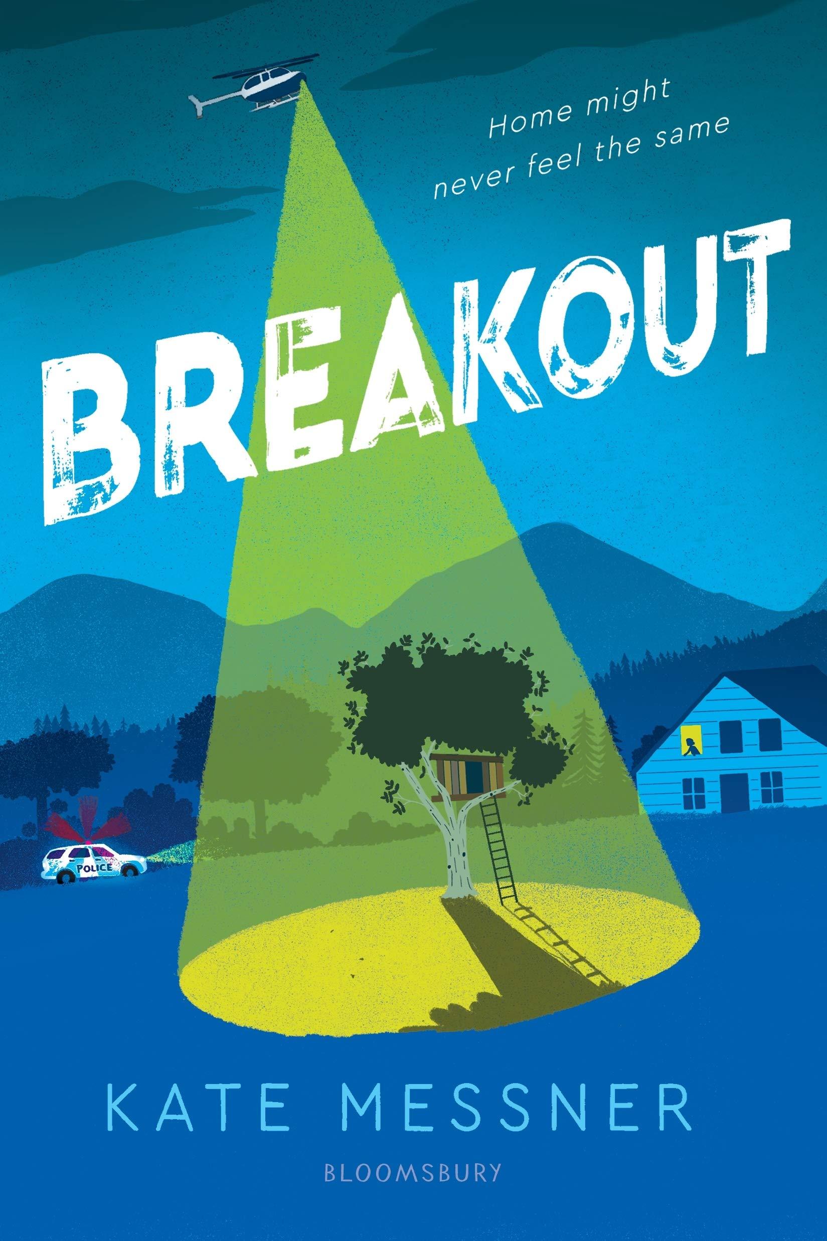 Breakout Kate Messner