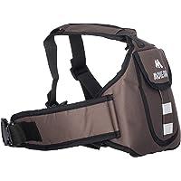 Move On - Two Wheeler Safety Belt for Kids Baby/Bike Safety Belt Child for Kids/Carrier Protection/Baby Safety Belt Strap for Bike (Brown)