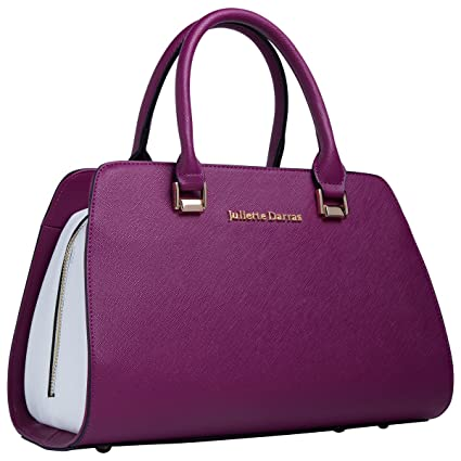 Amazon.com  Juliette Darras Insulated Lunch Bag - Elegant ... 71cbba219c