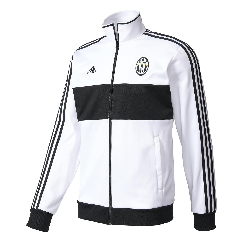 adidas Juve 3S TRK Top Sudadera Juventus FC, Hombre, (Blanco ...