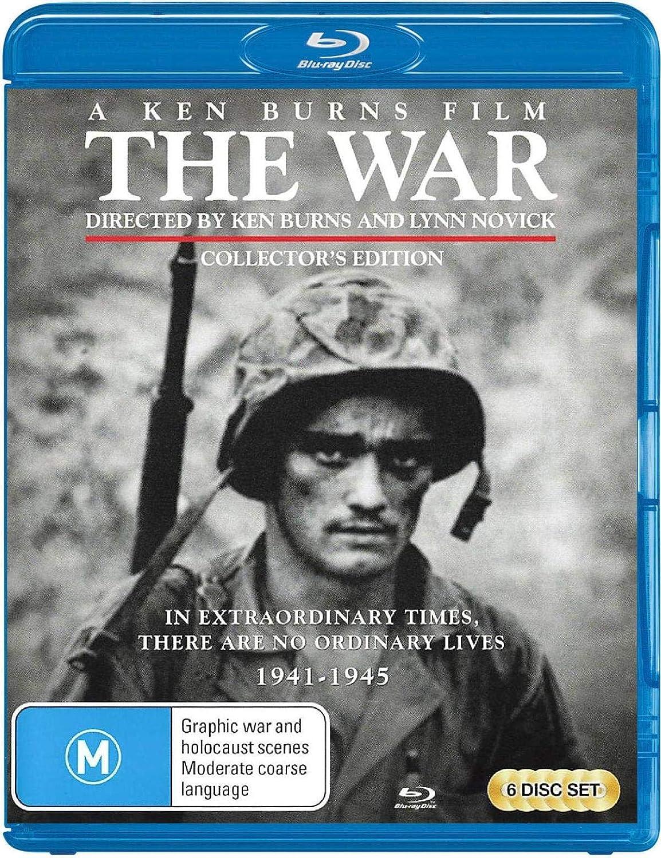 War: A Film By Ken Burns [Blu-ray]