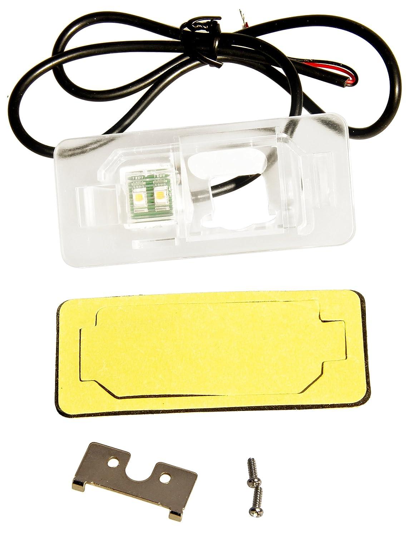 Gazer CA646-L License Plate Light Mount for BMW M3//BMW X5 M//BMW 3 Series//BMW X6//BMW 5 Series//BMW X6 M//BMW X5//BMW M3 Car Rear-View Backup Camera Gazer Limited