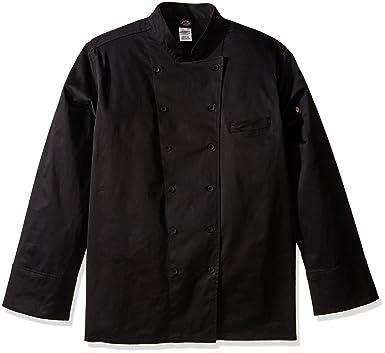 048a00e3a74 Amazon.com: Dickies Chef Women's Executive Coat Plus Size: Clothing
