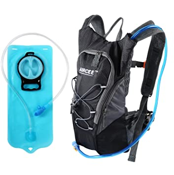 Amazon.com : Aircee (TM) Hydration Pack Backpack Water Reservoir ...