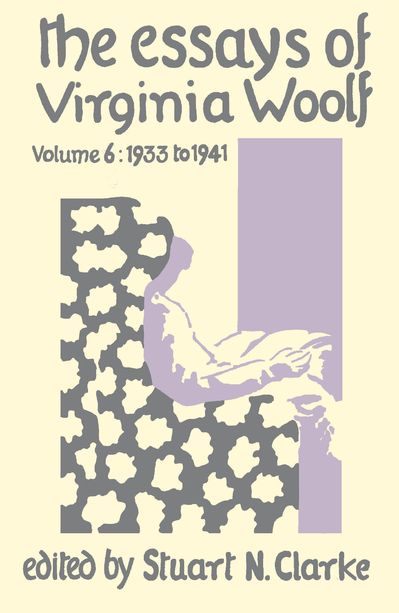essays of virginia woolf vol 6