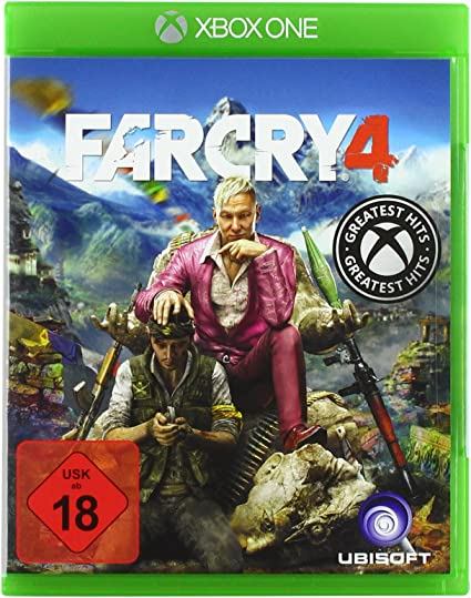 Far Cry 4 - Greatest Hits Edition - Xbox One [Importación alemana ...