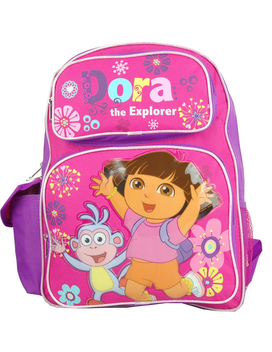 Backpack - Dora the Explorer - Jump with Boots Large Bag New 618698   B00D4WBRLW