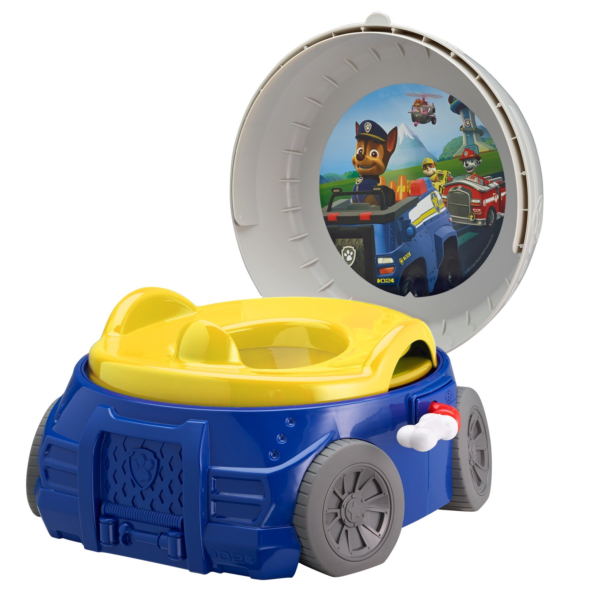 The First Years Nickelodeon Paw Patrol Chase 3-in-1 Potty System by The First Years (Image #1)