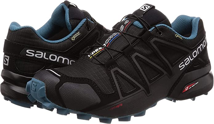 SALOMON Speedcross 4 Nocturne Gore TEX Trail Laufschuhe AW18