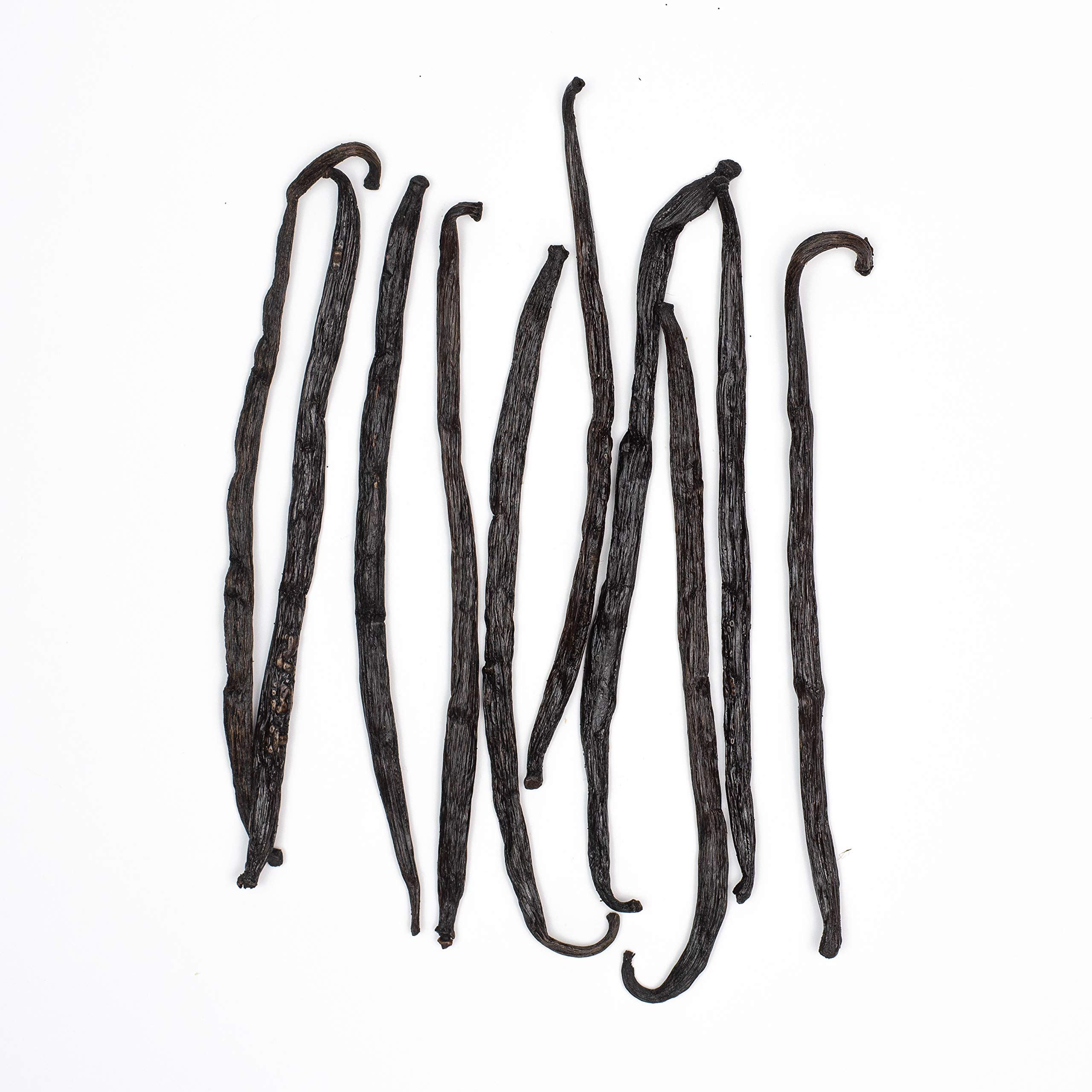 Vanilla Beans from Madagascar, Pack of 10