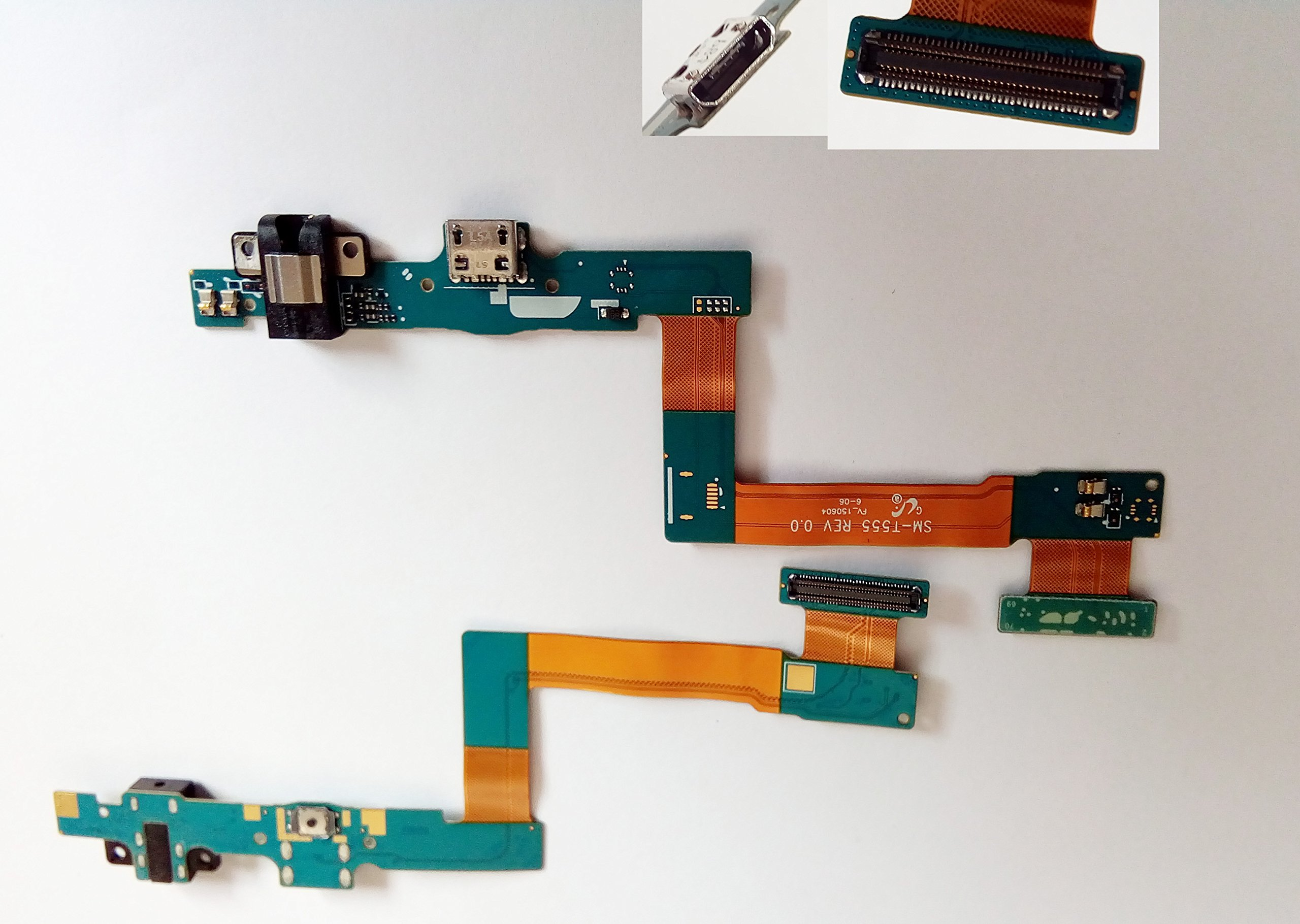 Charging Port Flex Cable for Samsung Tab A 9.7'' T550