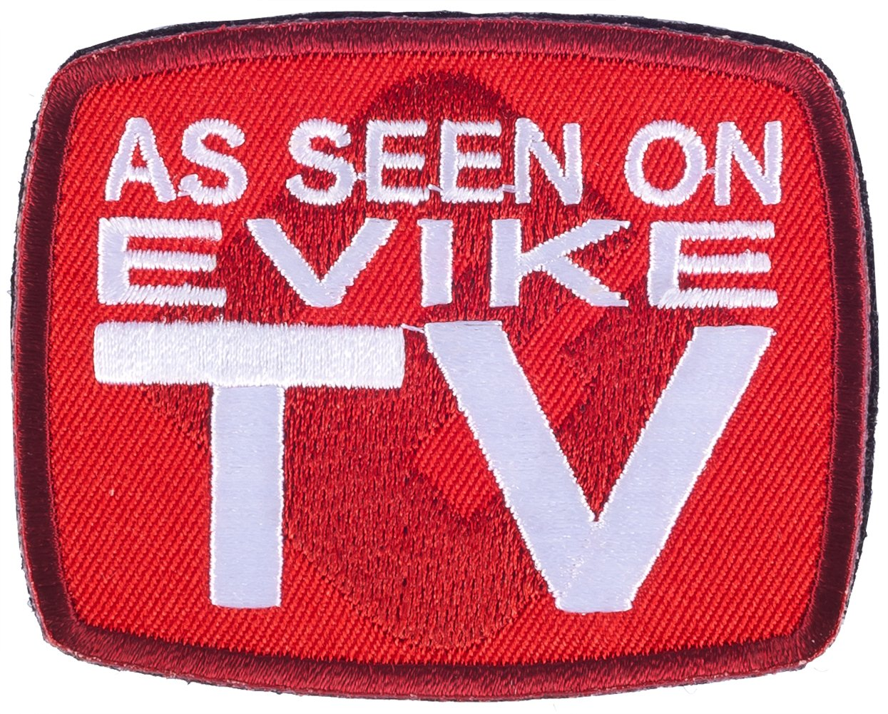 Evike Promotional ''As Seen on Evike TV'' IFF Hook and Loop Morale Patch - (36254) by Evike