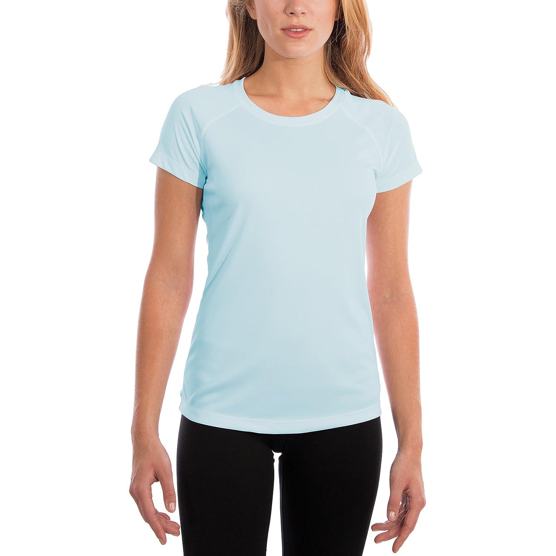 Vapor Apparel Womens UPF 50+ UV/Sun Protection Short Sleeve T-Shirt