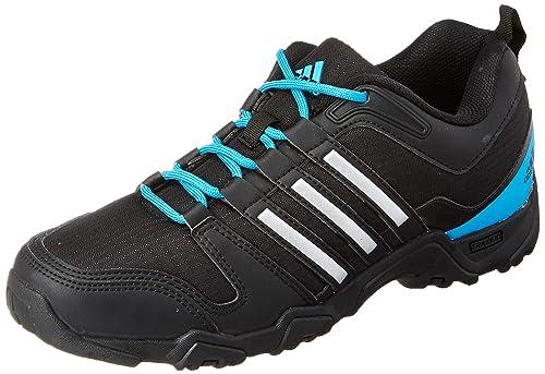 Black/Metsil/SOLBLU Hiking Shoes-6 UK