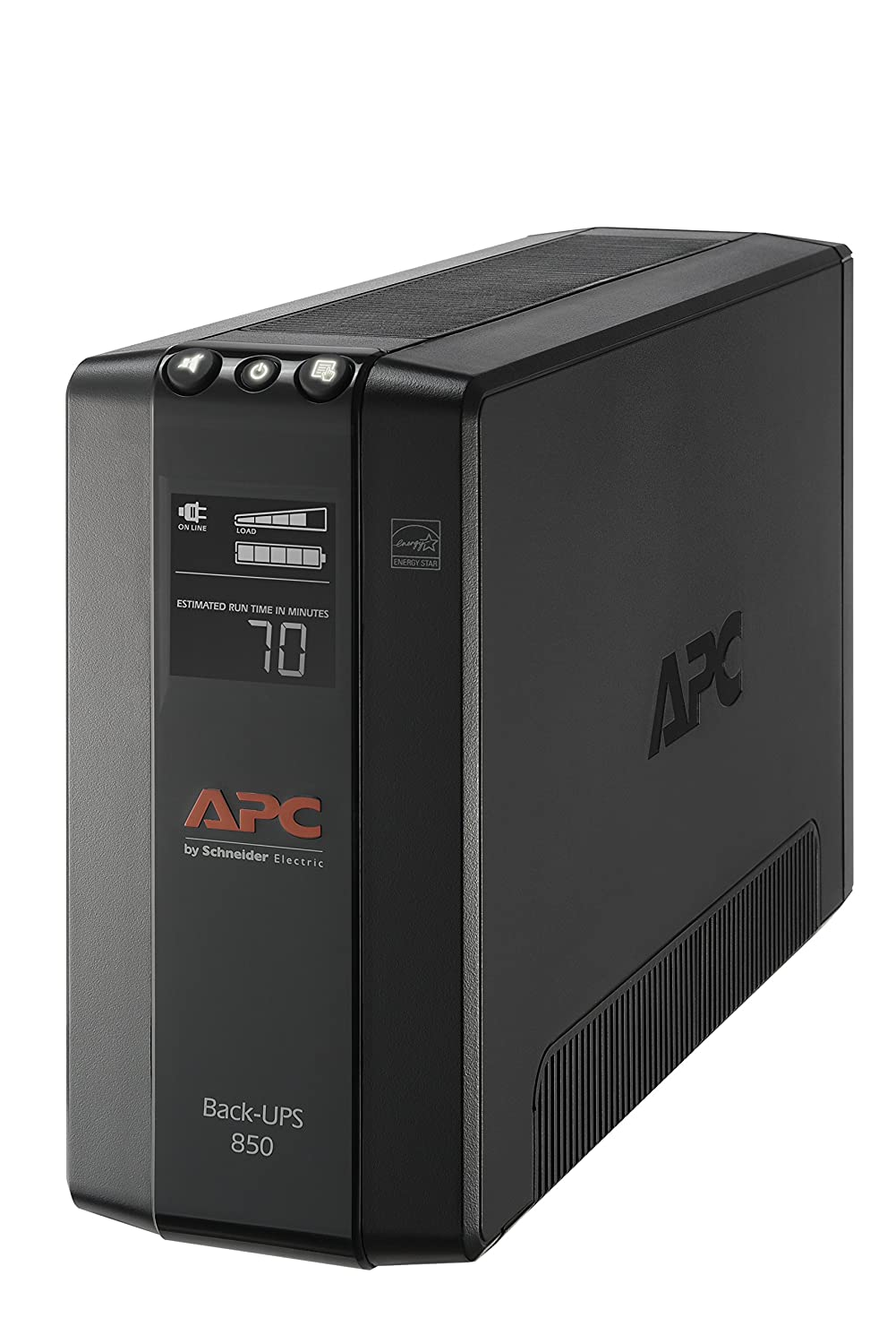 Apc Back Ups Pro 700va Battery Backup Surge Automatic Voltage Regulator With Protection Circuit Free Electronic Protector Br700g Home Audio Theater
