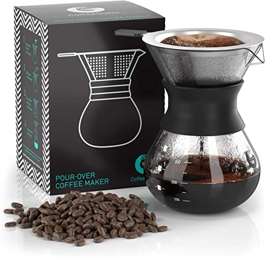 Amazon.com: Best pour over Coffee Maker perfecto para goteo ...