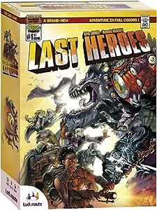 Last Heroes Board Game