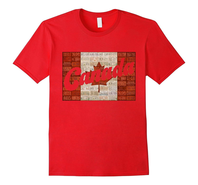 Canada Flag Tshirt Canada Maple Leaf Tshirt Eh Team- TPT